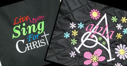Embroidery and Monogramming